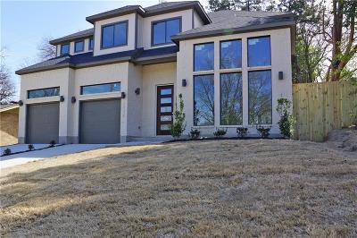 Dallas Single Family Home Active Option Contract: 2036 Cloudcroft Circle