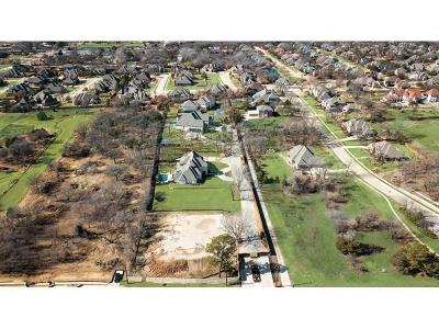 Keller Residential Lots & Land For Sale: 890 Randol Mill Avenue