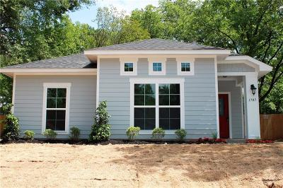 Corsicana Single Family Home For Sale: 1707 W Collin Street