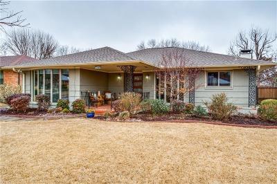 Dallas Single Family Home For Sale: 6172 Monticello Avenue