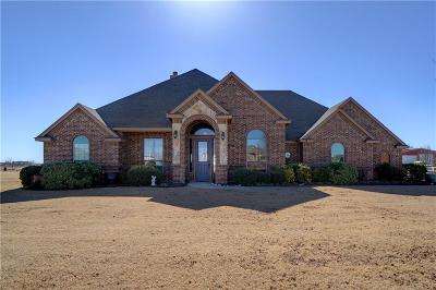 Haslet Single Family Home Active Contingent: 225 Lonesome Prairie Trail