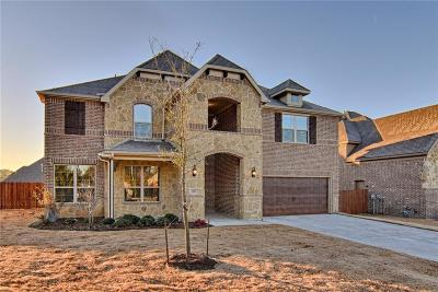 Mansfield Single Family Home For Sale: 400 Clear Creek