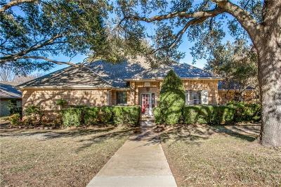Trophy Club Single Family Home For Sale: 977 Trophy Club Drive