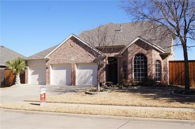 North Richland Hills Single Family Home Active Option Contract: 7816 Harvest Hill Road