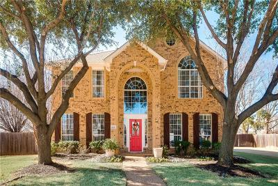 Keller Single Family Home Active Option Contract: 1626 Sarah Brooks Drive