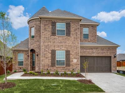 Celina Single Family Home For Sale: 1621 Cherry Blossom
