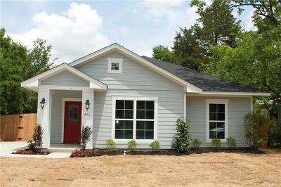 Corsicana Single Family Home For Sale: 511 S 18th Street