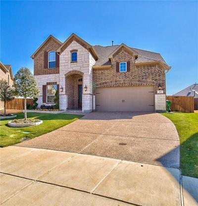 Lewisville Single Family Home Active Option Contract: 321 Wyndale Court