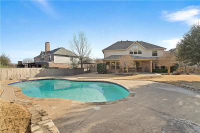 McKinney Single Family Home For Sale: 7104 Winstanley Lane