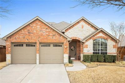Little Elm Single Family Home Active Option Contract: 2436 Chesterwood Drive