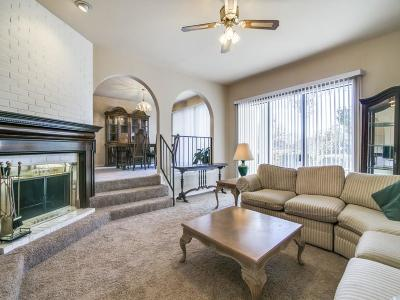 Rockwall Townhouse Active Option Contract: 3911 Roma Court