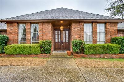 Dallas Single Family Home For Sale: 7118 Wester Way