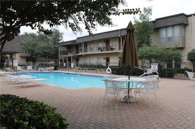 Condo Active Option Contract: 4320 Bellaire Drive S #111W