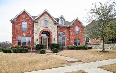 McKinney Single Family Home For Sale: 3201 Guildford Lane