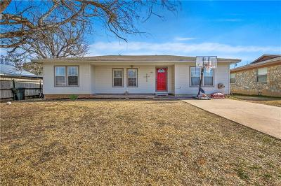 Somervell County Single Family Home Active Contingent: 407 1st Street