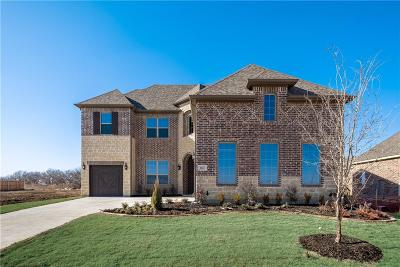 Little Elm Single Family Home For Sale: 1612 Serra Drive