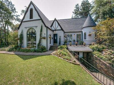 Dallas TX Single Family Home Active Contingent: $775,000