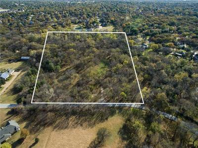 Colleyville Residential Lots & Land For Sale: 1901 Oak Knoll Drive
