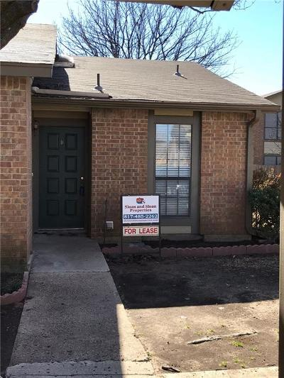 Hurst TX Residential Lease For Lease: $1,150