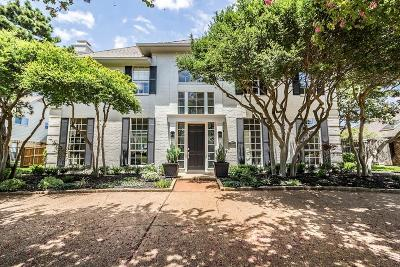 Plano Single Family Home For Sale: 3821 Whiffletree Court