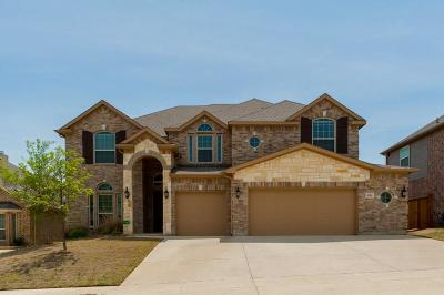 Benbrook, Fort Worth, White Settlement Single Family Home For Sale: 4304 Ashburn Way