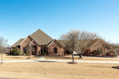 Haslet Single Family Home Active Option Contract: 12784 Taylor Frances Lane
