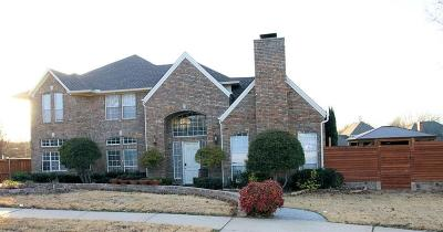 Plano Single Family Home For Sale: 4428 Knollview Drive