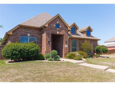 Melissa Single Family Home For Sale: 3409 Eisenhower Avenue