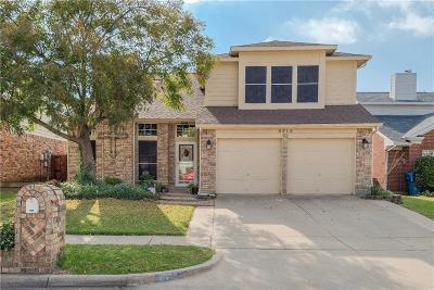 Flower Mound Single Family Home For Sale: 2513 Fox Hollow Court