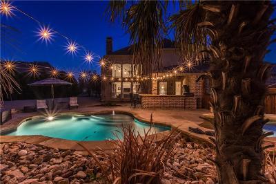 Prosper Single Family Home For Sale: 1121 Twin Oaks Drive
