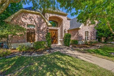 Fort Worth Single Family Home For Sale: 4536 Fair Creek Terrace