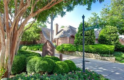 Overton Park Add, Overton Woods Add, Tanglewood Single Family Home For Sale: 4910 Westbriar Drive