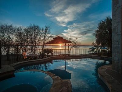 Rockwall Single Family Home For Sale: 1260 Coastal Drive
