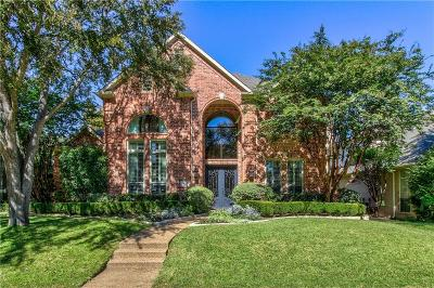Plano Single Family Home For Sale: 5909 Bassinghall Lane