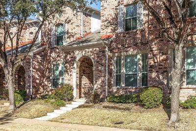 Lewisville Townhouse Active Option Contract: 513 Legends Drive