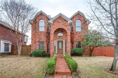 Coppell Single Family Home For Sale: 256 Alex Drive