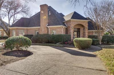 Colleyville Single Family Home Active Contingent: 4100 Pembrooke Parkway W