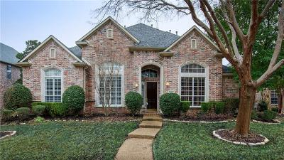 Coppell TX Single Family Home For Sale: $639,000