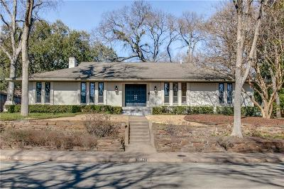 Dallas, Fort Worth Single Family Home For Sale: 10841 Fernald Avenue