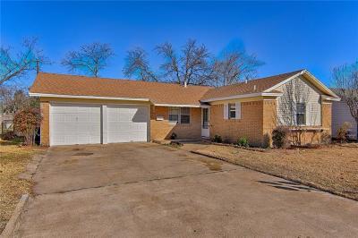 Everman Single Family Home Active Option Contract: 308 Johnson Avenue