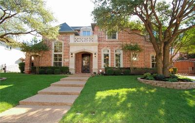 Plano  Residential Lease For Lease: 5004 Castle Creek Court
