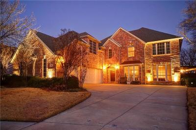 Trophy Club Single Family Home For Sale: 502 Briarwood Court
