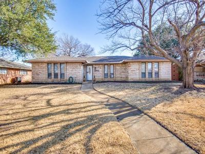 Lewisville Single Family Home For Sale: 1052 Grove Drive