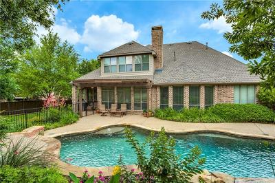 McKinney Single Family Home For Sale: 4413 Glenshire Court