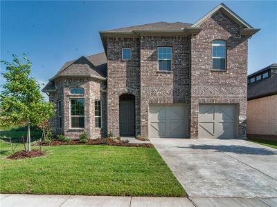 North Richland Hills Single Family Home For Sale: 6705 Cambridge Drive