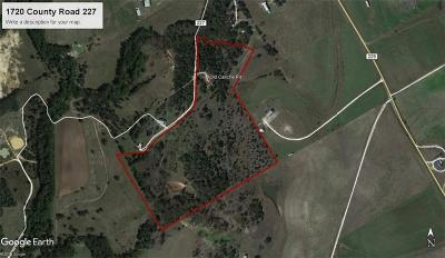 Stephenville Farm & Ranch For Sale: 1720 County Road 227