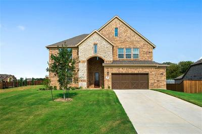 Hickory Creek Single Family Home For Sale: 300 Pimlico Drive