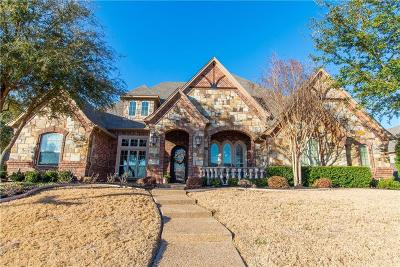 Keller Single Family Home Active Option Contract: 401 Pioneer Drive