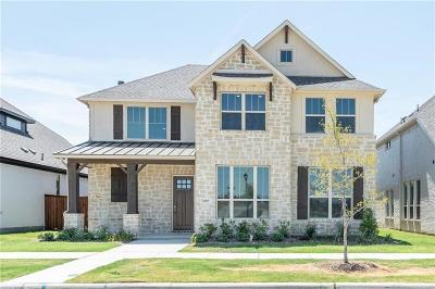 Frisco Single Family Home For Sale: 3597 Harvest Lane