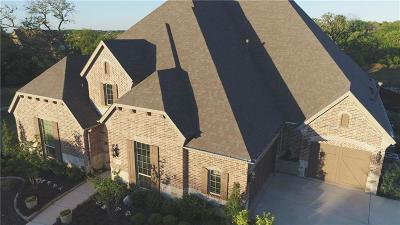 Keller Single Family Home Active Option Contract: 1225 Hibiscus Drive